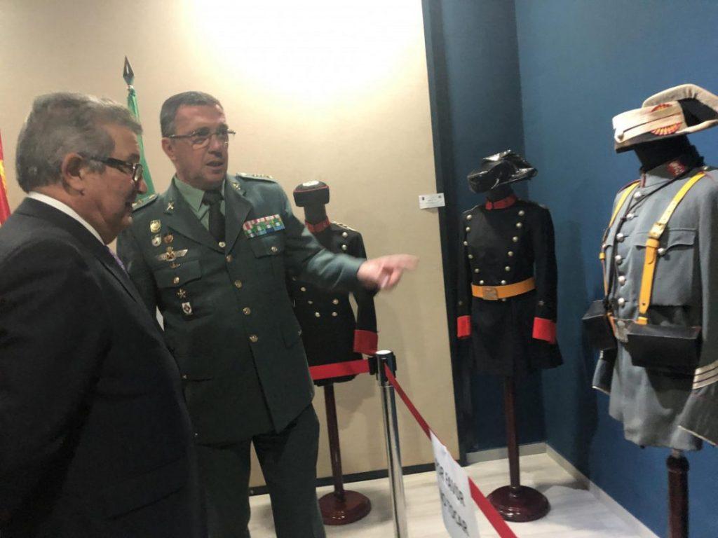 AionSur coronel-Mora-subdelegado-Toscano-1024x768 La Guardia Civil celebra su 175 aniversario en Badolatosa con exhibiciones y una exposición Sierra Sur  destacado