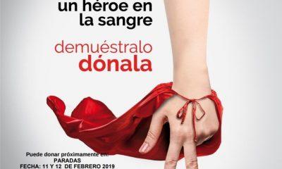 AionSur donanción-sangre-paradas-400x240 Campaña de donación de sangre en Paradas el 11 y 12 de febrero Paradas Salud