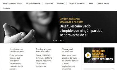 AionSur: Noticias de Sevilla, sus Comarcas y Andalucía escaños-en-blanco-400x240 El desahogo de los hastiados Opinan los lectores