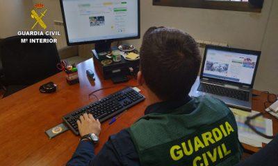 AionSur estafas-internet-guardiacivil-400x240 Detenidos en Sevilla miembros de una banda nacional de robos violentos Provincia Sucesos