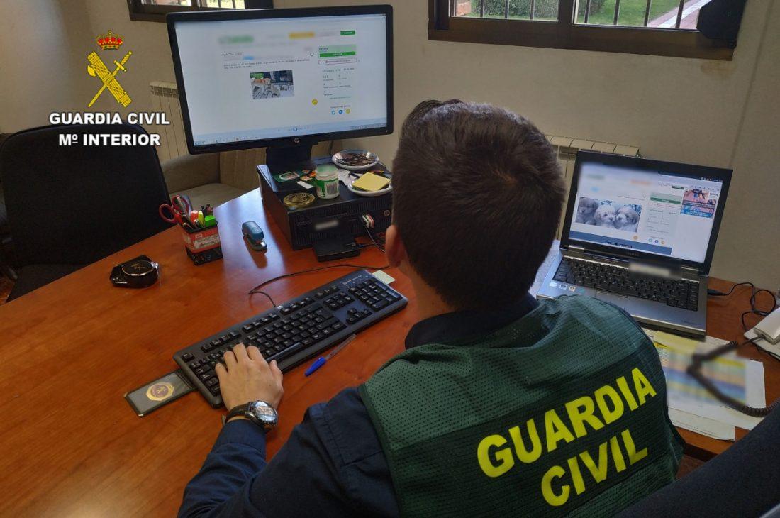 AionSur estafas-internet-guardiacivil Detenidos en Sevilla miembros de una banda nacional de robos violentos Provincia Sucesos