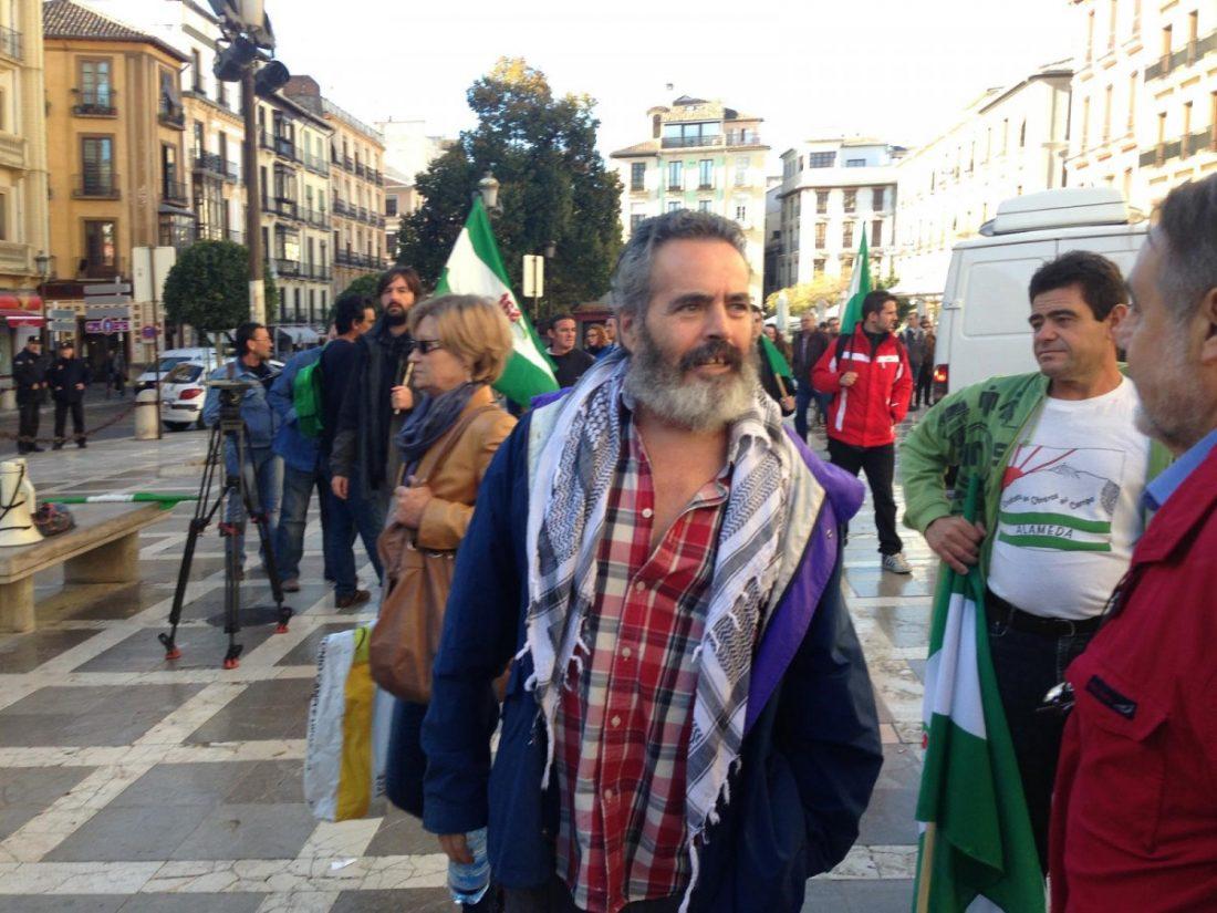 AionSur gordillo Sánchez Gordillo, alcalde desde 1979, se presenta a la reelección Política Provincia