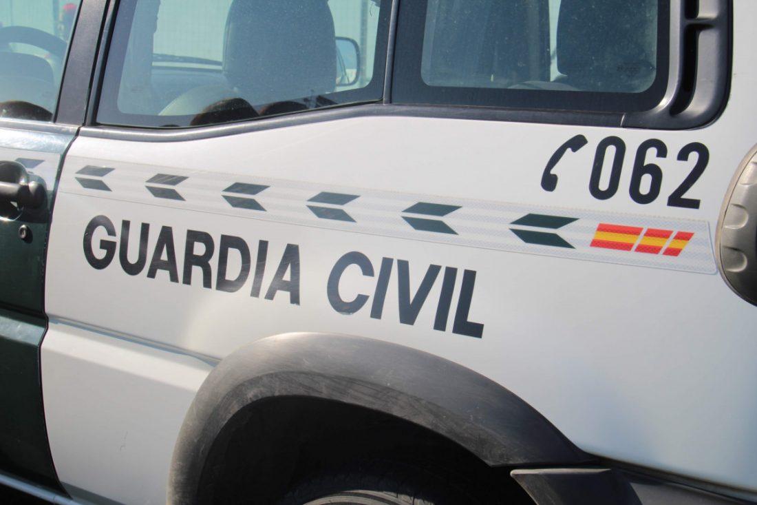 AionSur guardia-civil-LaPuebla Un detenido y desmantelado un punto de venta de droga en La Rinconada Provincia Sucesos
