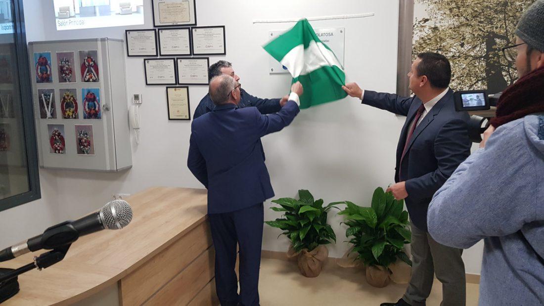 AionSur inauguracion-tanatorio-Badolatosa Badolatosa cuenta ya con un nuevo tanatorio Sierra Sur
