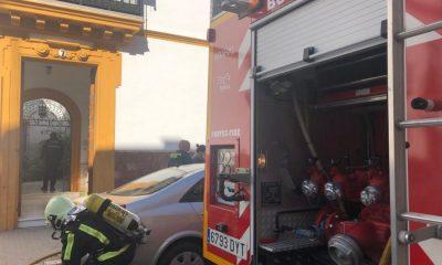 AionSur incendio-Corredera-400x240 Incendio sin heridos en una vivienda de Arahal a causa de un brasero Arahal Campiña Morón y Marchena Sucesos