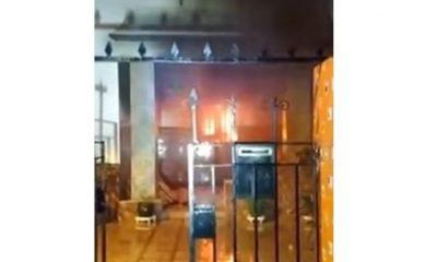 AionSur incendio-Sevilla-herida-grave-400x240 Mujer de 90 años en estado grave tras el incendio de su vivienda en Sevilla Sucesos