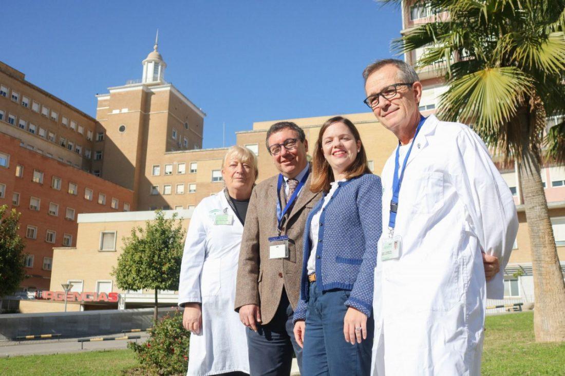 AionSur protesis-inteligente-VirgendelRocío Especialistas del Virgen del Rocío participan en un proyecto protésico inteligente dentro de un consorcio europeo Salud