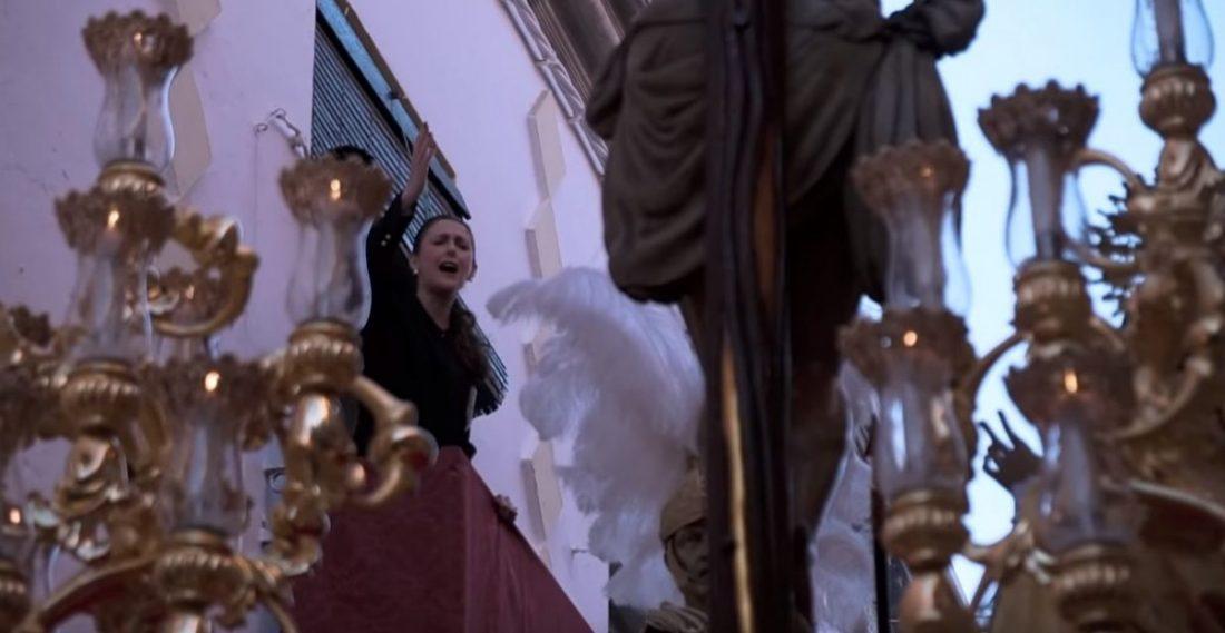 AionSur saeta Cita en Utrera con las mejores saetas Semana Santa Utrera