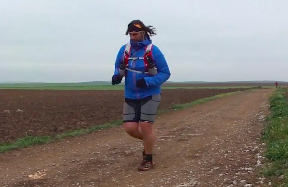 AionSur sergio-garcia-aventura Recorrerá 350 kilómetros en seis días en homenaje a Washintong Irving Deportes Sociedad