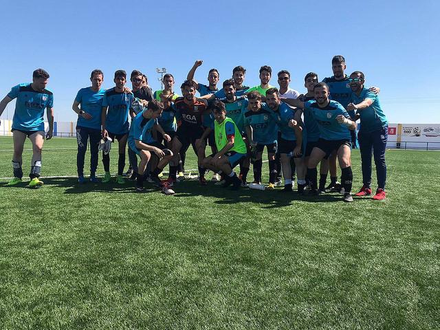 """AionSur 46625520194_c0e5039766_z El CD Arahal sigue """"a lo suyo"""" Deportes Fútbol  destacado"""