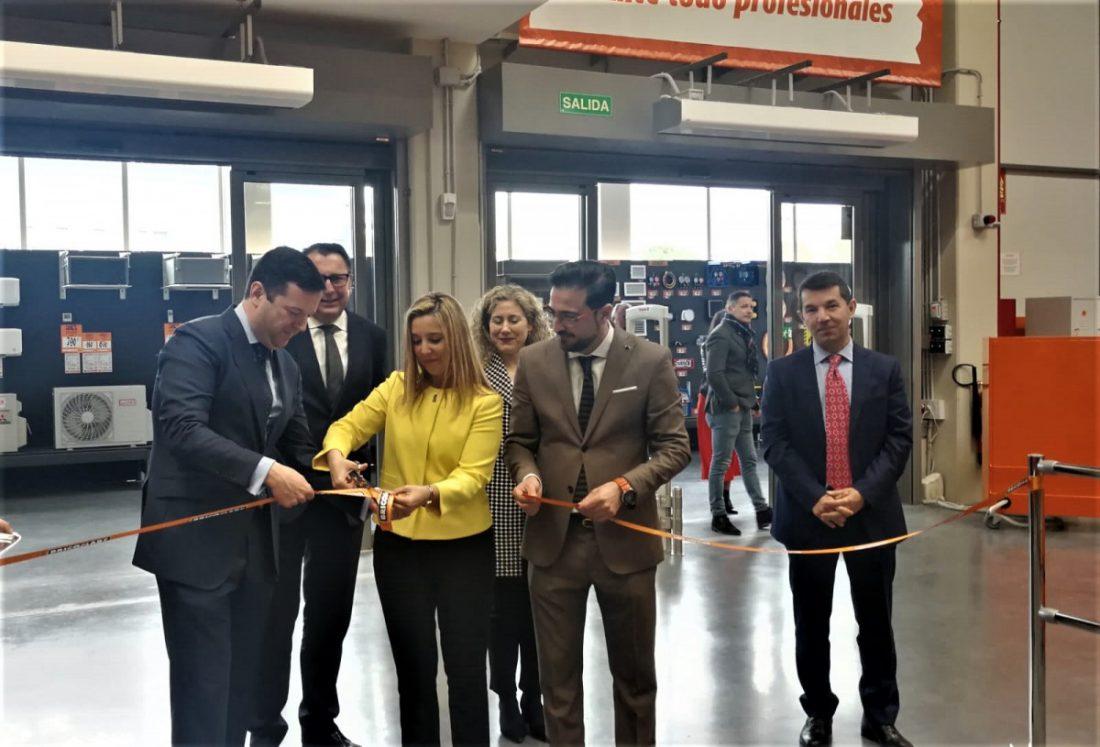 AionSur Alcala-Bricomark Bricomart abre nueva planta en Alcalá de Guadaíra tras invertir 14 millones Alcalá de Guadaíra Empresas