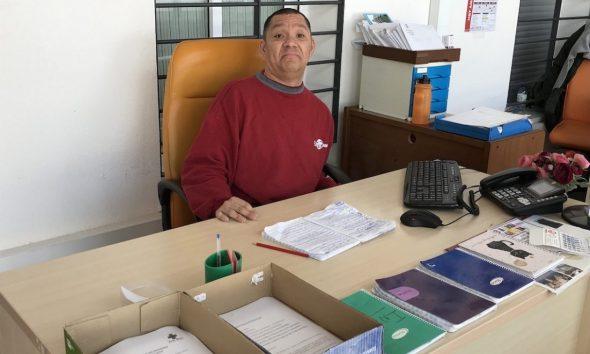 AionSur AznalcollarJMaria-AION-1-590x354 José Mari, el vecino de Aznalcóllar al que la parálisis cerebral no le impedirá ser concejal Política Sociedad  destacado
