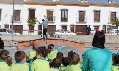 AionSur Escuela-Infantil-Osuna-1-400x240 La escuela 'Victoria Kent' de Osuna: la movilidad sostenible, desde pequeños Osuna Sociedad
