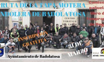 AionSur III-RUTA-MOTERA-BANDOLERA-BADOLATOSA-400x240 Fin de semana motero y de tapas bandoleras en Badolatosa Sierra Sur