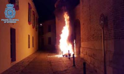 AionSur Incendio-contenedores-400x240 Detenido por incendiar 12 contenedores en Écija Ecija Sucesos