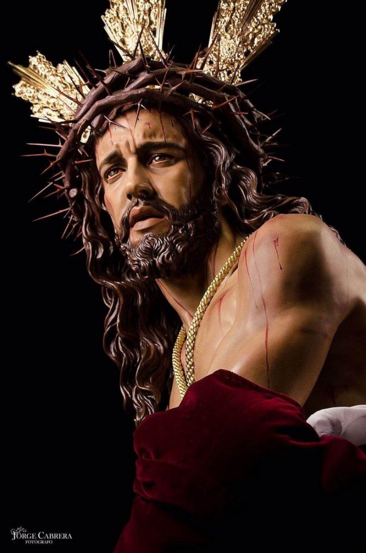 AionSur Jesús-Salud-Cautivo Jesús de la Salud saldrá en víacrucis el 13 de abril Semana Santa