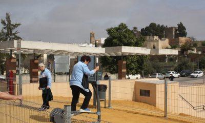AionSur Mairena-mirador-400x240 En marcha el nuevo mirador y parque biosaludable de Mairena del Alcor Comarca Metropolitana Sociedad