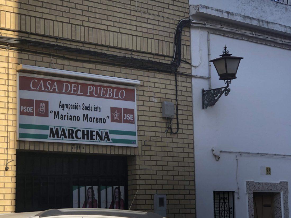 """AionSur Marchena-PSOE-denuncia La oposición de Marchena denuncia que el PSOE convoca bolsas de empleo de forma """"electoralista"""" Sin categoría  destacado"""