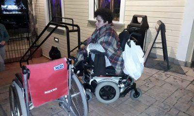 AionSur Marian-400x240 Una joven con movilidad reducida consigue que no cierre el ascensor de un centro comercial Huelva Sociedad