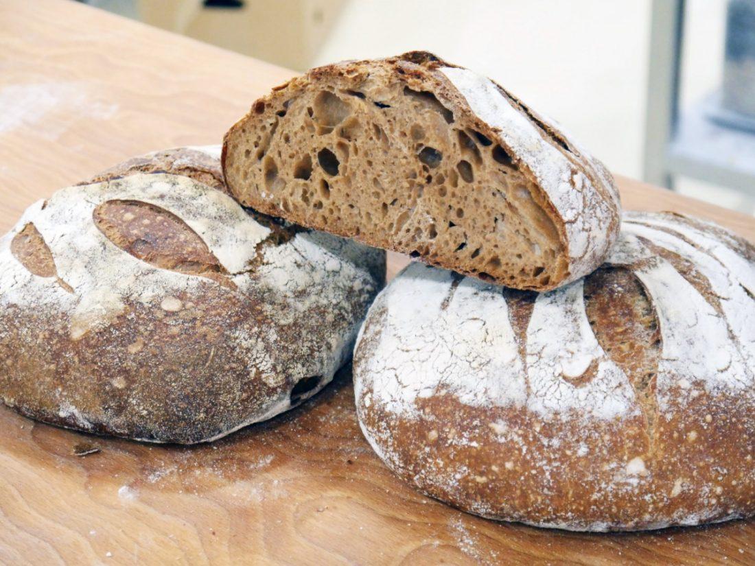 AionSur Pan-Bellota-SBN Un panadero sevillano crea el primer pan con sabor a jamón ibérico Provincia Sociedad
