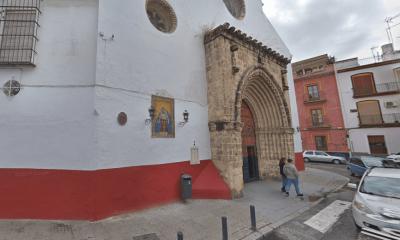AionSur Parroquia-San-Julian-400x240 Detenidas por irrumpir en una iglesia para robar ropajes y burlarse de los feligreses Sevilla Sucesos