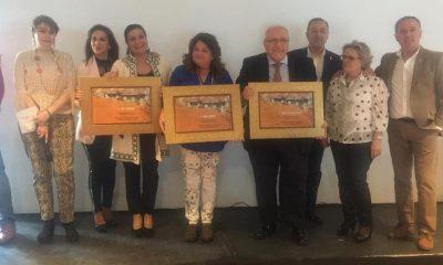 AionSur Sevillanas-400x240 Luis Baras, Las Carlotas y Lola Triana reciben el merecido homenaje de sus compañeros Cultura Sevilla