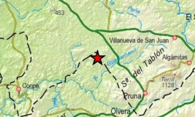 AionSur Terremoto-400x240 Sentido en pueblos sevillanos un terremoto con epicentro en Olvera (Cádiz) Cádiz Sevilla Sucesos
