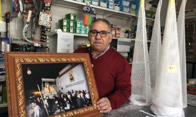 AionSur capirotes-malla-marchena-400x240 El marchenero que llena España de capirotes patentados Marchena Semana Santa  destacado