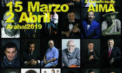 AionSur cartel-expresiones-retratos-400x240 'Expresiones', una exposición con 65 retratos que definen la sociedad arahalense Arahal Cultura  destacado