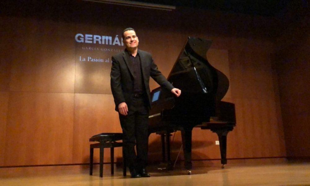 AionSur concierto-pasión-piano-Cuaresma-1000x600 El concierto a piano de Germán García, antesala del pregón de la Semana Santa de Arahal Arahal Semana Santa  destacado