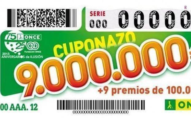 AionSur cuponazo-once-16-febrero El Cuponazo de la ONCE deja medio millón de euros en Sevilla Sevilla Sociedad