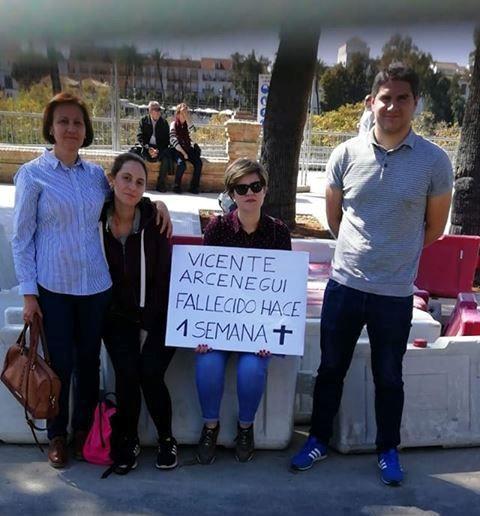 AionSur denuncia-silicosis-Cosentino Vicente Arcenegui: Otra muerte en el tajo por la silicosis del Silestone Arahal Sociedad  destacado