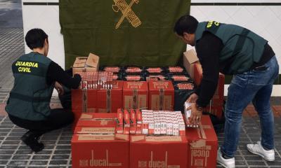 AionSur guardiacivil-tabaco-Aljarafe-400x240 Un detenido y siete investigados por un delito de contrabando en el Aljarafe Sucesos