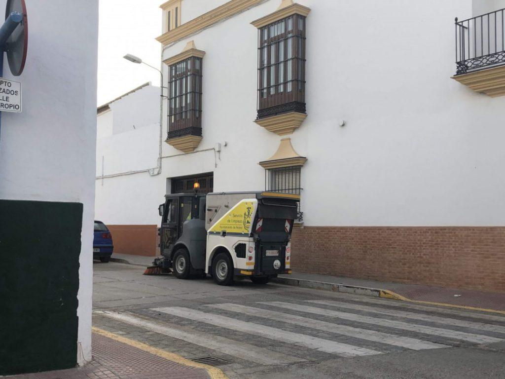 AionSur: Noticias de Sevilla, sus Comarcas y Andalucía máquina-limpiadora-Arahal-1024x768 Las obras y servicios a un ritmo preelectoral imparable Opinión