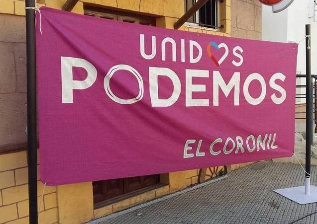 AionSur podemos-coronil Los vecinos de El Coronil elegirán quién es el candidato a alcalde por Podemos El Coronil Política