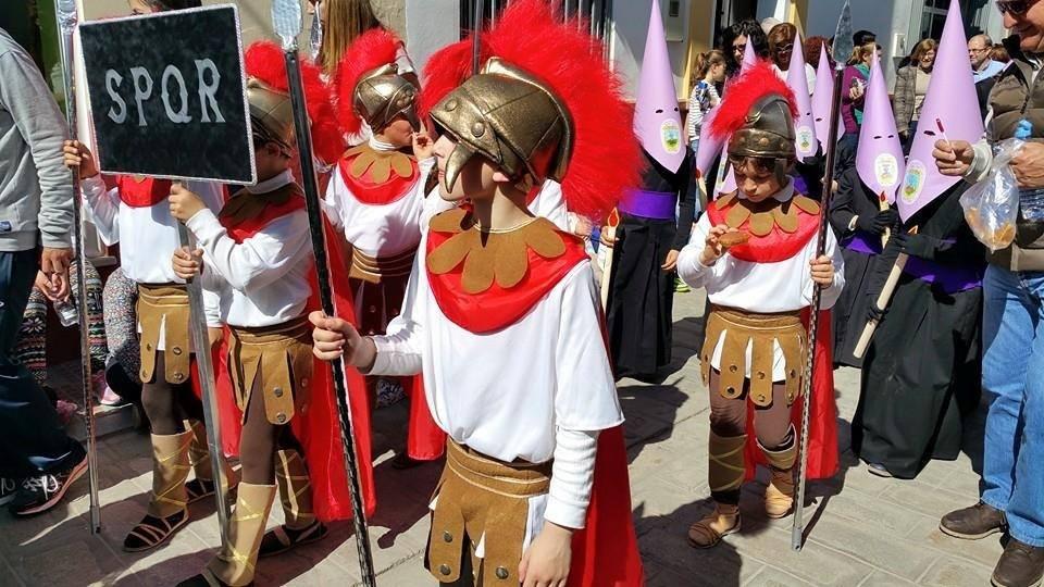 AionSur procesión-infantil-SanRoque-Arahal La procesión infantil de San Roque sale este año por la tarde, un día antes Arahal Educación  destacado