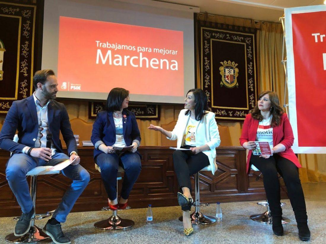 AionSur psoe-Marchena-candidatos Presentada la candidatura al completo del PSOE en Marchena Marchena Política  destacado