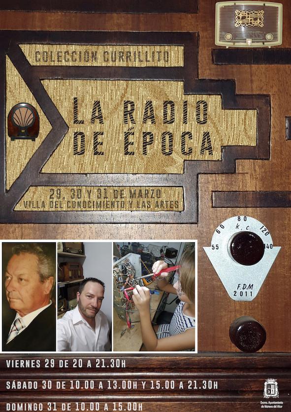 AionSur radios-Mairena Mairena del Alcor organiza una muestra para disfrutar de las mejores radios antiguas Mairena del Alcor Sociedad