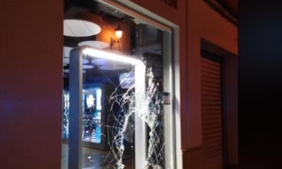AionSur robo-Osuna1-400x240 Persecución policial en Osuna detrás del autor del robo a una tienda de móviles Sucesos