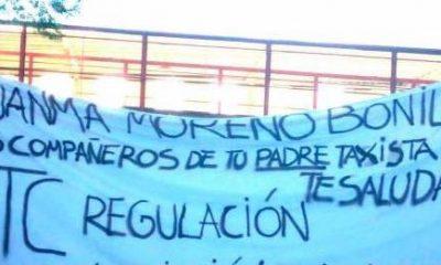 AionSur taxis-1-400x240 Los taxistas sevillanos vuelven a movilizarse para pedir la regularización de las VTC Sevilla Sociedad