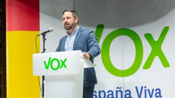 AionSur vox La Junta Electoral prohíbe a Vox que vete a periodistas en sus actos Política