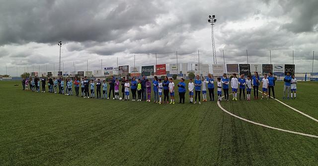 AionSur 40596640053_17615debfa_z Arahal cierra su Mundialito con un primer y segundo puesto Deportes Fútbol