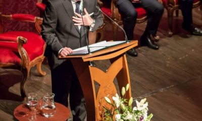 AionSur Arahal-pregonero-Semana-Santa-2019-400x240 La música cofrade de una vida, hilo conductor del pregón arahalense Arahal Semana Santa  destacado