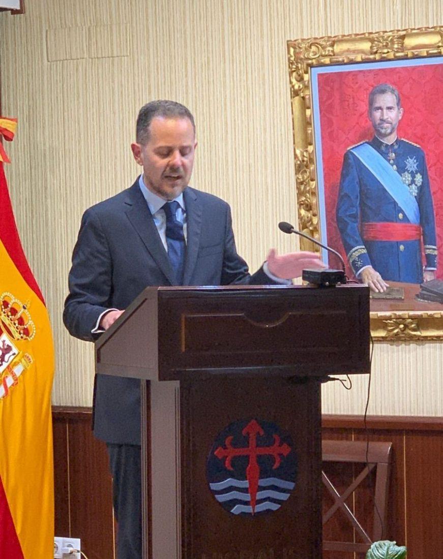 AionSur Carlos-Mena-preg Un pregón de vivencias de un escritor de provincias Arahal Semana Santa  destacado