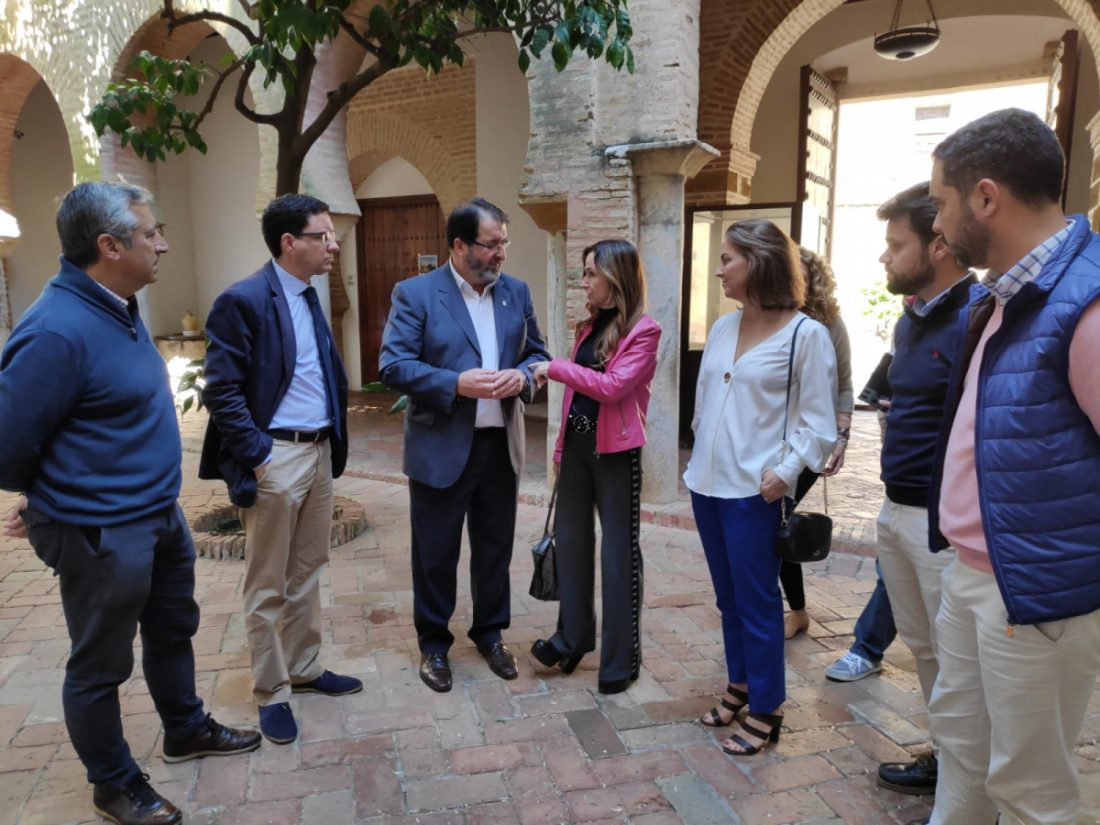 AionSur Carmona-PP-Patrimonio El PP apoyará la declaración del casco histórico de Carmona como Patrimonio de la Humanidad Carmona