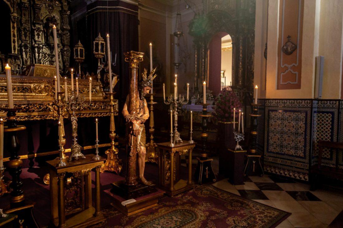 AionSur Cristo-Misericordia-Arahal-Viernes-Dolores Ocurrió un Viernes de Dolores Semana Santa  destacado