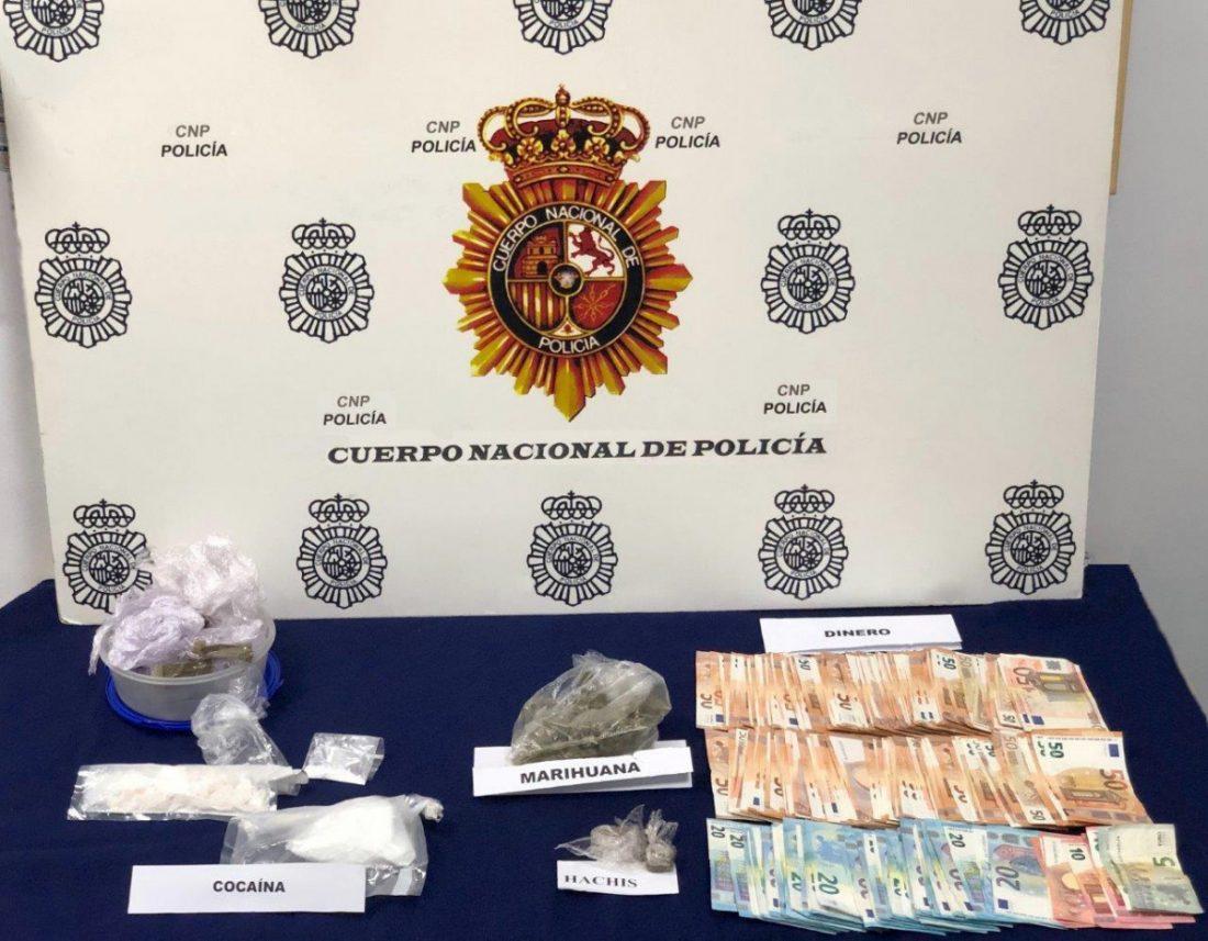 AionSur Droga-Dos-Hermanas Tres detenidos en Dos Hermanas por tráfico de drogas Dos Hermanas Sucesos