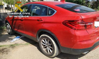 AionSur FOTO-VEHICULO-RECUPERADO-BRENES-copia-400x240 Detenido tras robar un coche en Brenes, que fue recuperado Sucesos