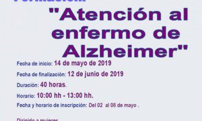 """AionSur Formación-Atención-Enfermo-de-Alzheimer-400x240 Curso en Arahal sobre """"Atención al enfermo de Alzheimer"""" Arahal Formación y Empleo"""