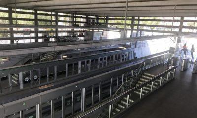 AionSur Metro-SevillaIMG_5141-400x240 Desconvocada la huelga en el metro de Sevilla, y garantizados los servicios de la Feria de Abril Empresas Sevilla  destacado